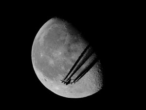 Fly Me to the Moon – picture of the day on space.com. I am lucky to have witnessed this with my scope and camera at hand.