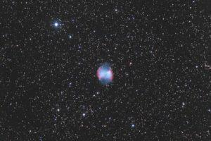 M27 Dumbbell Nebula - Súlyzó köd