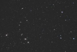 At 200mm: Markarian's Chain is on the left