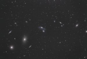 Markarian's Chain – final image